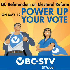 Vote for BC-STV