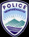 Mémphramagog Police shoulder flash
