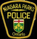 Niagra Parks Police shoulder flash